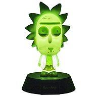 Rick and Morty - Toxic Rick - svítící figurka
