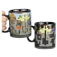 Hrnek Minecraft - Levels - proměňovací hrnek