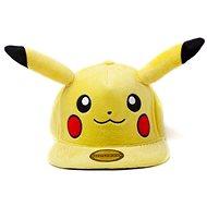 Pokémon - Pikachu s ušima - kšiltovka - Kšiltovka