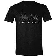 Friends - Logo and Skyline
