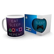 PlayStation - Eat Sleep Play Repeat - Mug - Mug