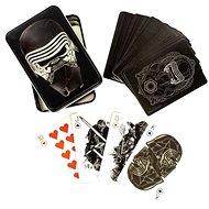 Star Wars - Kylo Ren - hrací karty v plechové krabičce - Karty