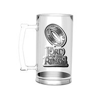 Lord Of The Rings - The One Ring - Glass Tankard - Glass