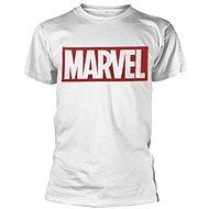 Marvel Comics - Logo - T-Shirt, L - T-Shirt
