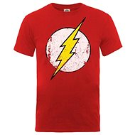 Flash - Distressed Logo - tričko - Tričko
