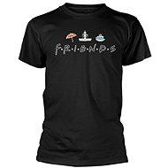 Friends - Icons - T-shirt L - T-Shirt