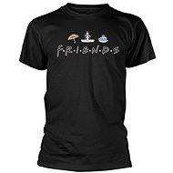 Friends - Icons - XL T-shirt - T-Shirt