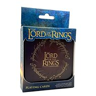 Lord Of The Rings - One Ring - Playing Cards