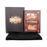 Hra o trůny - Seven Kingdoms - zápisník v dárkovém balení - Zápisník