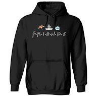 Friends - Icons - Sweatshirt S - Sweatshirt