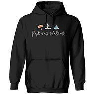 Friends - Icons - XL Sweatshirt - Sweatshirt