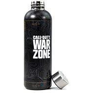 Call of Duty: Warzone - hliníková láhev na pití - Cestovní hrnek