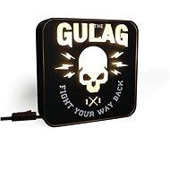 Call of Duty: Warzone - Gulag - 3D lampa - Lampa