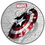 Captain America - Shield - Mat - Doormat