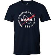 NASA - 1986 - tričko - Tričko
