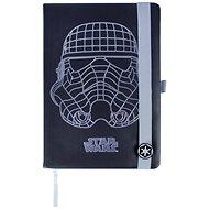 Zápisník Star Wars - Stormtrooper - zápisník