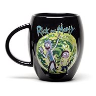 Rick and Morty - Portal - Oval Mug - Mug