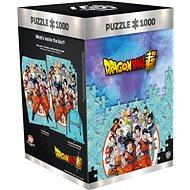 Puzzle Dragon Ball Super: Universe Survival - Puzzle