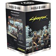 Cyberpunk 2077: Metro - Puzzle - Puzzle