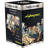 Puzzle Cyberpunk 2077: Hand - Puzzle