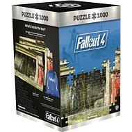 Fallout 4: Garage - Puzzle - Puzzle