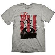 Call of Duty: Black Ops Cold War - Wall - tričko S - Tričko