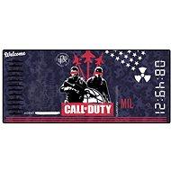 Call of Duty: Black Ops Cold War - Propaganda - Podložka pod myš a klávesnici - Podložka pod myš a klávesnici