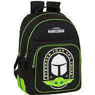 Star Wars - Mandalorian - School Backpack - Backpack