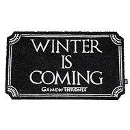 Game of Thrones - Winter is Coming - rohožka