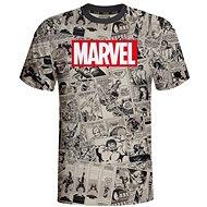 Marvel - Comics - tričko - Tričko