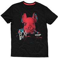 Watch Dogs Legion - Pork Head - tričko - Tričko