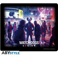 Watch Dogs Legion - Mouse Pad - Mouse Pad