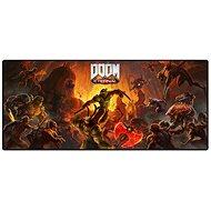 Doom Eternal - Marauder - Podložka pod myš a klávesnici - Podložka pod myš a klávesnici