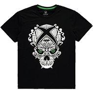 Tričko Xbox - Skull - tričko M