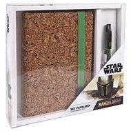 Zápisník Star Wars - The Child - zápisník s propiskou