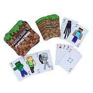 Minecraft - hrací karty v plechové krabičce - Karty
