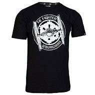 Star Wars - Tie Fighter - tričko - Tričko