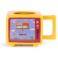 Super Mario - Like A Boss - 3D Transforming Mug