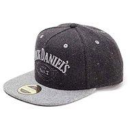 Jack Daniel's - Black Logo - kšiltovka - Kšiltovka