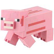 Pokladnička Minecraft - Pig - 3D pokladnička