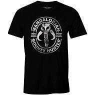 Star Wars Mandalorian - Symbol - tričko - Tričko