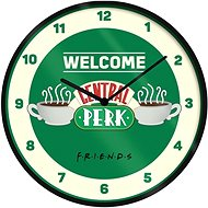 Friends - Central Perk - hodiny nástěnné