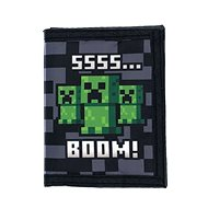 Peněženka Minecraft - SSSS BOOM - peněženka