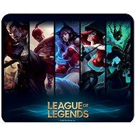 League of Legends - Champions - Podložka pod myš