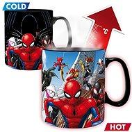 Spiderman - Multiverse - hrnek proměňovací - Hrnek