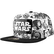 Star Wars - Comic Style - kšiltovka - Kšiltovka