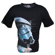 Star Wars - Imperial Stormtrooper - černé tričko M - Tričko
