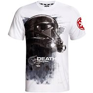 STAR WARS Death Trooper - White T-shirt