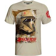STAR WARS Scarif - písečné tričko