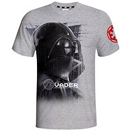Star Wars - Vader - tričko šedé - Tričko